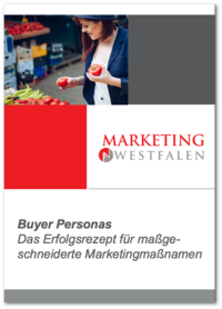 Deckblatt Whitepaper Buyer Personas